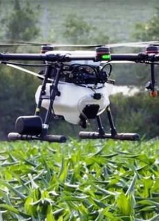 Услуги агродрона в сельском хозяйстве