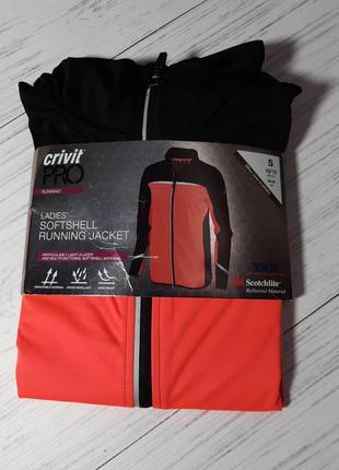 Куртка, ветровка софтшелл, windstopper s 36-38 euro (42-44) cr...
