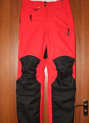 Sunrise gore-tex мембранные штаны брюки треккинговые ветрозащи...