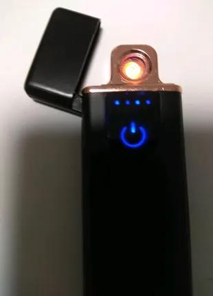 Электрическая зажигалка на аккумуляторе с usb зарядкой