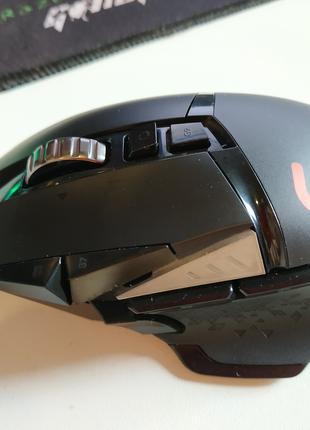 Мышь Logitech G502 Proteus Spectrum новая игровая мышка