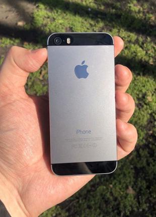 Apple iPhone 5S 16Gb Neverlock айфон 5/5C гарантия смартфон те...