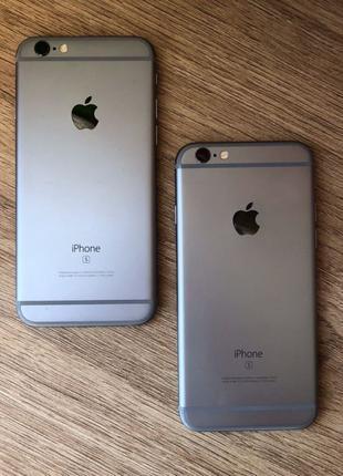 Оплата Частями iPhone 6/6S 16/32/64 Neverlock Б/У Айфон 6с 6