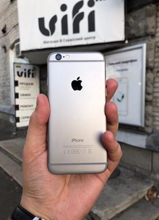 Apple iPhone 6/6S 16/32/64Gb Neverlock Оплата частями Айфон 6 б/у
