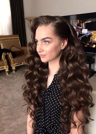 Укладка волос, вечерние прически