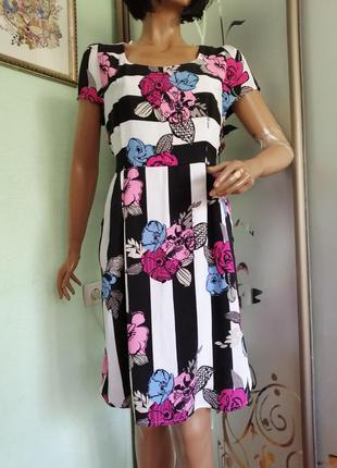 Оригинальное платье tu