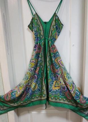 Скидки! индийское платье atmosphere