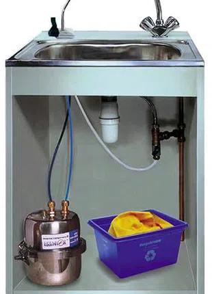Замена  и продажа фильтров для воды