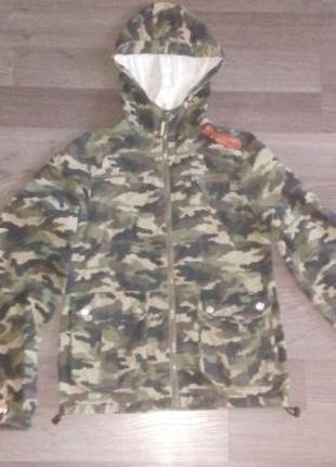 Новая штурмовка ветровка куртка от Superdry рост 150