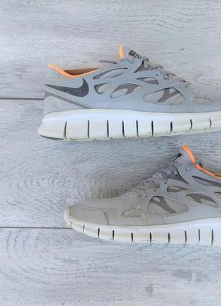 Nike мужские кроссовки сетка оригинал весна  рефлективные