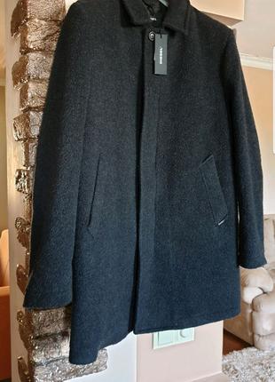 Новое мужское пальто куртка Diesel. Оригинал Шерсть. Размер XXL.