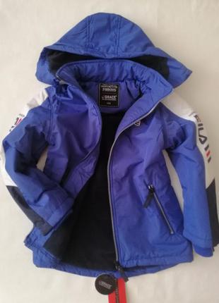 Яркие куртки grace