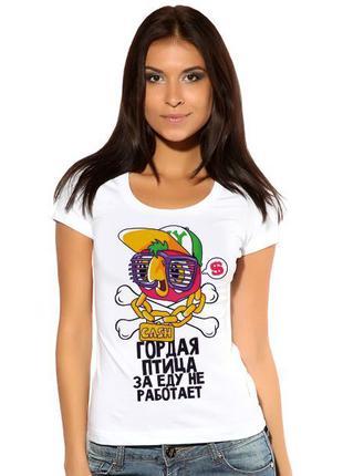 Друк на футболках.