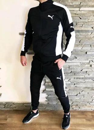 Спортивный костюм Puma ERA черный
