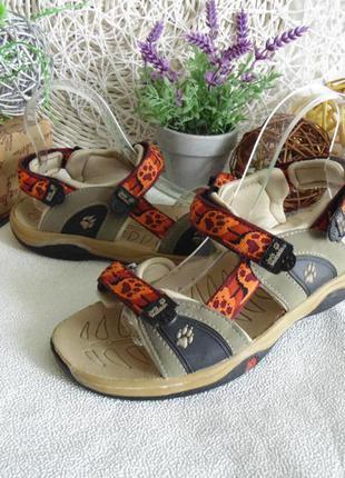 Босоножки сандалии jack wolfskin