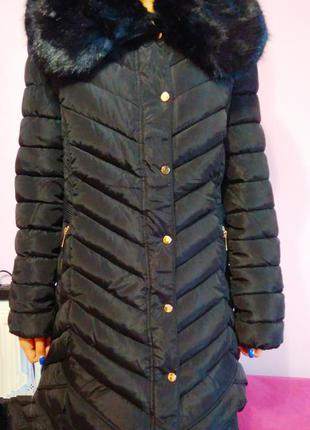 Зимняя женская  куртка/ пуховик