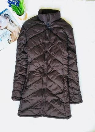 Тёплый зимний пуховик, пальто