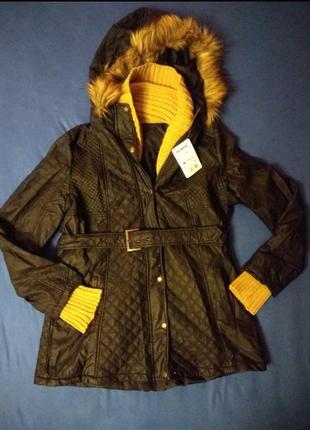 Женская куртка desigual  куртка