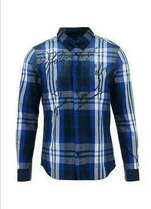 Рубаша в стиле casual ,сорочка desigual