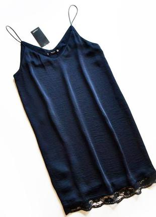 Платье в бельевом стиле от mango