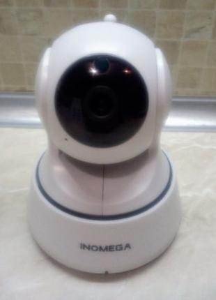 Беспроводная поворотная Wi-Fi ip-камера 1080P видеоняня
