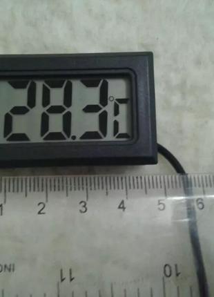 Мини-термометр термометр цифровой жк-дисплей 1 шт. 0,1 celsius