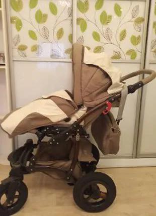 Детская коляска Tako Captiva 2 в 1