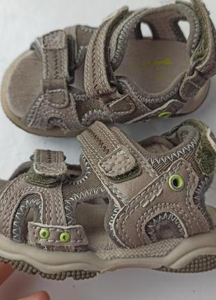 Сандалии детские сандалі дитячі 19 р 12 см