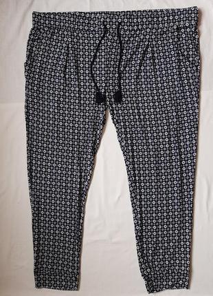 Женские легкие летние брюки