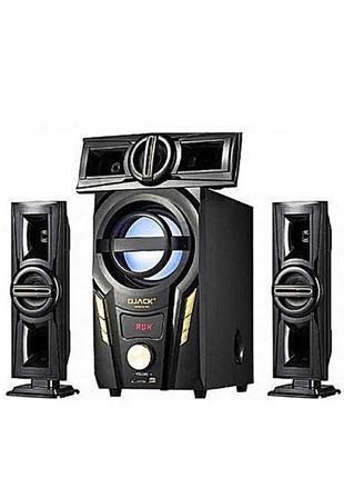 Акустическая система 3.1 Era Ear E-703A (USB/FM-радио/Bluetooth)