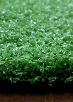 Штучний газон для футбольного поля. Штучна трава.