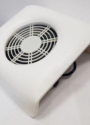 Настольная вытяжка (пылесос) для маникюра, вентилятор и два ме...
