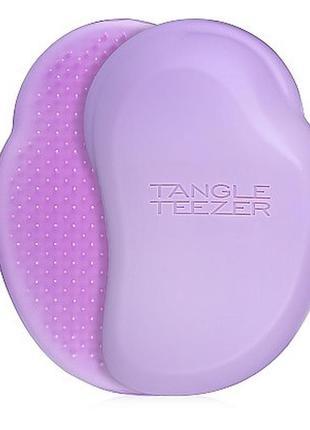 Расческа для волос, лиловая tangle teezer the original fine & ...