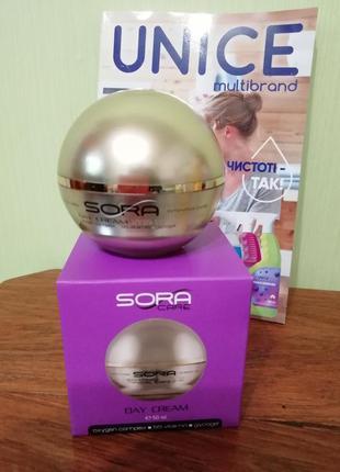 Дневной крем для лица sora, 50 мл