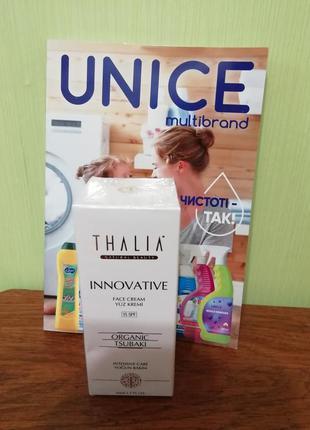 Дневной крем для лица 40+ thalia innovative