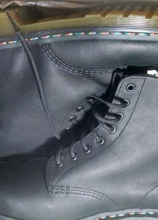 Ботинки dr martens 1460, новые, кожа, оригинал