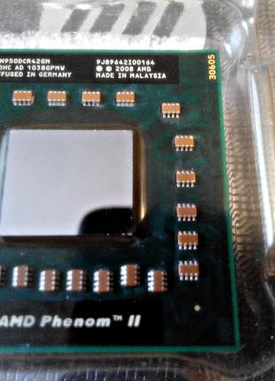 4 ядерный  AMD Phenom II Quad-Core N950  HMN950DCR42GM