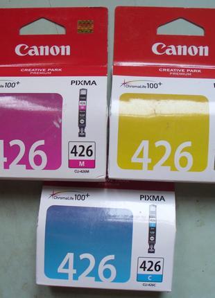 Картриджі Canon CLI-426