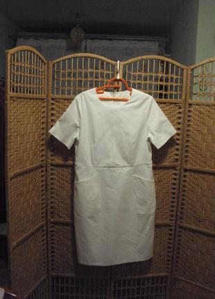 Классное - современная обновленная классика - белое платье фир...