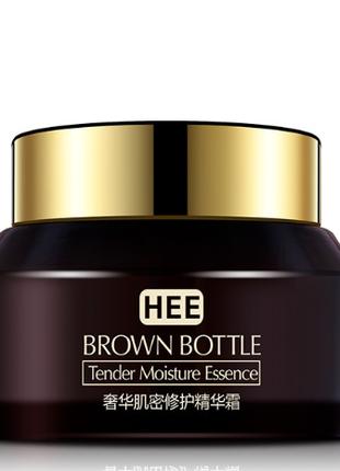 Омолаживающий нежный крем-эмульсия Hiisees Hee Brown 50 г.