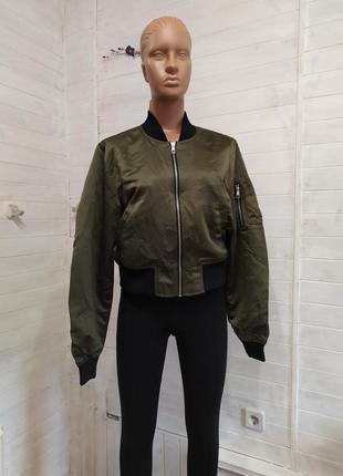 Классная куртка,бомбер