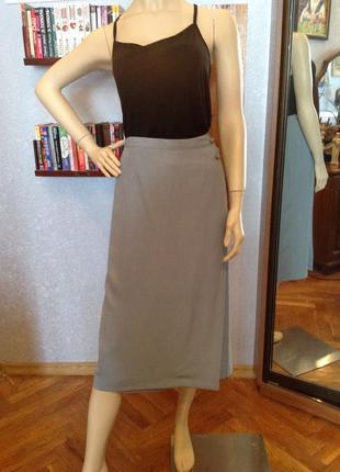 Большой размер, батал, шикарная юбка итальянского бренда isabe...