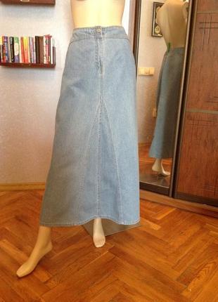 Юбка джинсовая, бренд wallis, р. 46-48