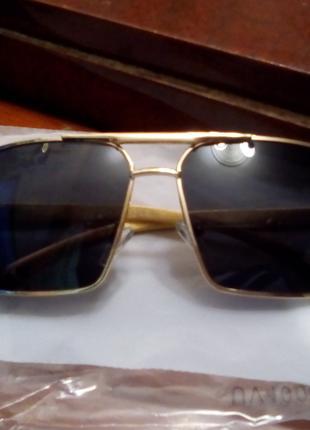 Очки солнцезащитные с поляризацией мужские