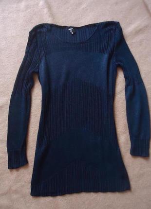 Длинный свитер missoni