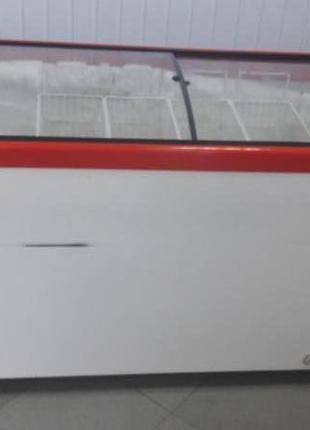 Морозильная витрина б/у, Морозильный ларь б/у Juka