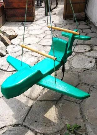 Качель-самолет