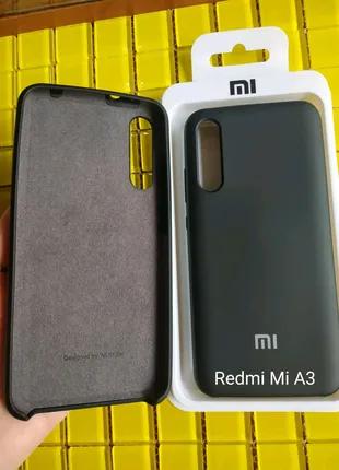 Чехол Xiaomi redmi Mi A3 original Case
