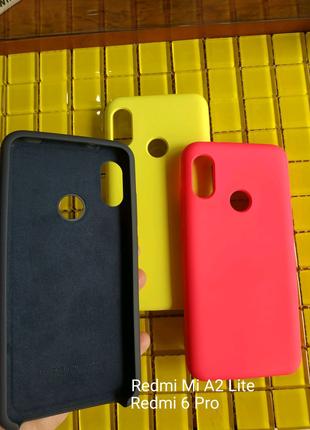 Чехол Xiaomi Mi A2 Lite / Redmi 6 Pro original Case