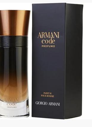 Мужская парфюмированная вода Armani Code Profumo 100 мл